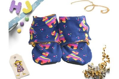 Click to order 18-24m Summer Stay on Booties Pinata now