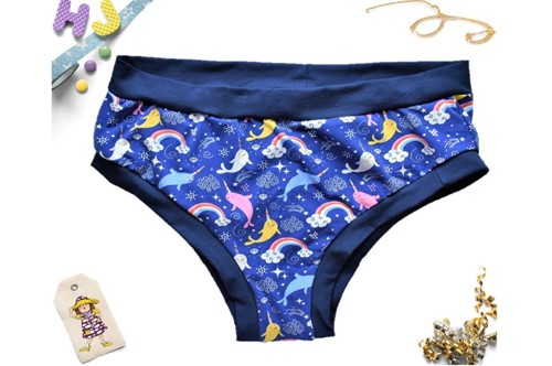 Click to order XXXL Briefs Narwhals now
