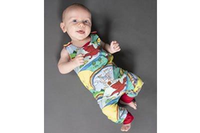 Order Roaming Romper to be custom made on this page