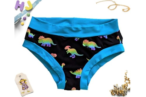 Buy L Briefs Dino Disco now using this page