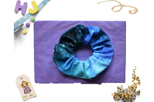 Click to order  Scrunchies Ocean Nebula now