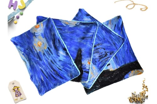 Buy  Reusable Kitchen Towels Starry Night now using this page