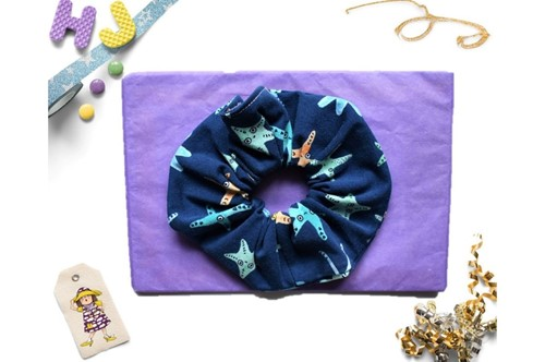 Click to order  Scrunchies Starfish now