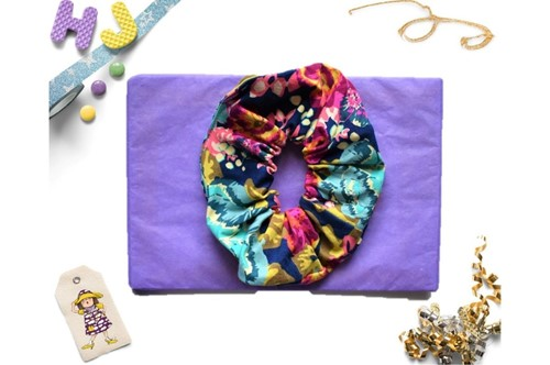 Click to order  Scrunchies Vintage Blooms now