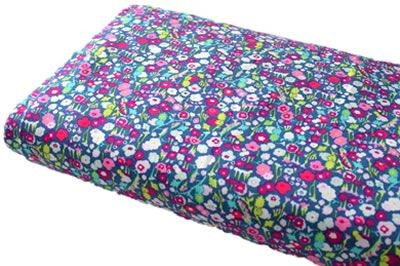 Click to order custom made items in the Brightly Bloom fabric