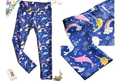 Order Children's Leggings to be custom made on this page