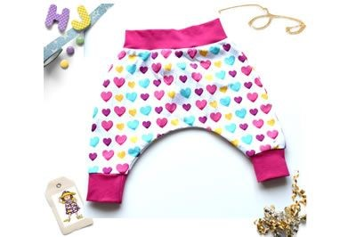 Click to order Newborn Harems Candy Hearts now