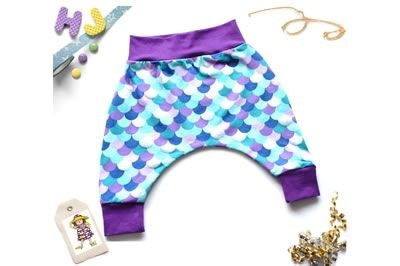 Click to order Newborn Harems Lilac Scales now