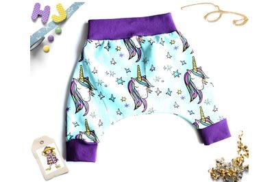 Click to order Preemie Harems Mint Unicorns now