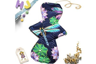 Order Single Cloth Pad to be custom made on this page