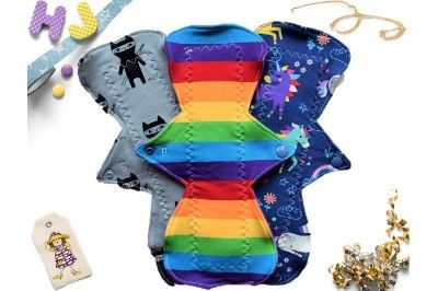 Order Cloth Pads - Heavy Bundle to be custom made on this page