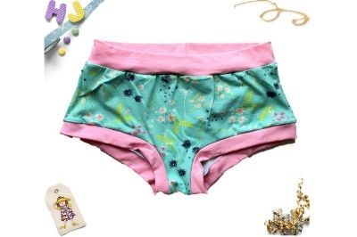 Buy L Boyshorts Morning Meadow now using this page