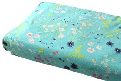 Click to order custom made items in the Morning Meadow fabric