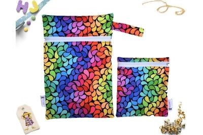 Click to order custom made Reusable Wet Bag