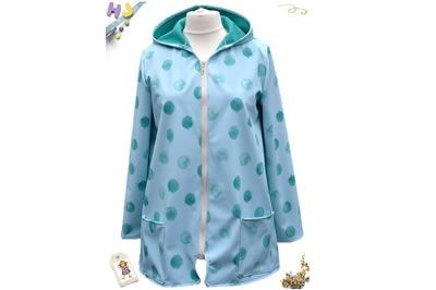 Click to order custom made Women's Snuggle Coat