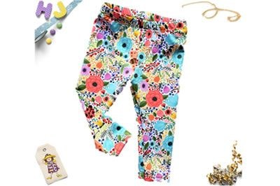Click to order custom made Children's Swim Leggings