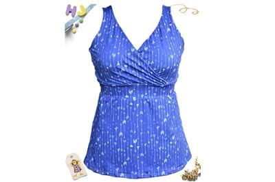 Order Tankini to be custom made on this page