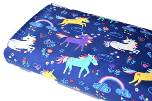 Click to order custom made items in the Unicorns Drawing fabric